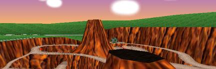 Yoshi Valley MK64