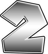 MK7 Number 2 Icon