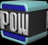SMB3 POW Block - Mario Kart Wii