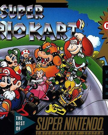 Super Mario Kart Mario Kart Racing Wiki Fandom
