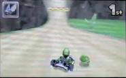 Winged Spiny Shell Mario Kart 7