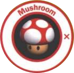 MK64 Mushroom