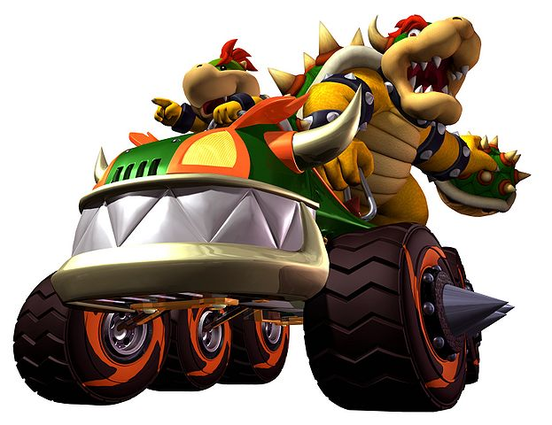 File:Bowser y Bowser Jr. (mkdd).jpg