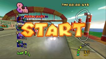 Co Op Mode Mario Kart Racing Wiki Fandom