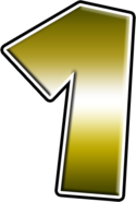 MK7 Number 1 Icon