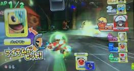 Rain Cloud (Fire Mario) (2)