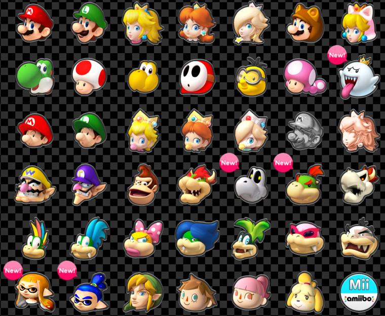 Characters Mario Kart Racing Wiki Fandom Powered By Wikia