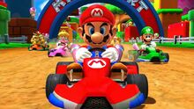 Mario (series) (Mario Kart)