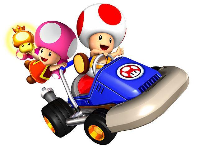Unlockable Characters | Mario Kart Racing Wiki | FANDOM