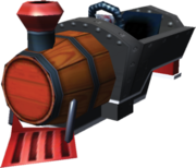 Barrel Train (Mario Kart 7)