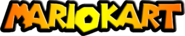 HammerBro101's Mario Kart Logo