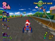 Luigi Circuit (GCN) - 1