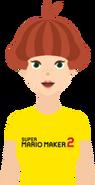 Nina - Mario Kart X