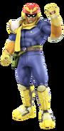 Captain Falcon - Mario Kart X