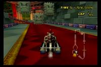Mario Kart Wii Thwomp