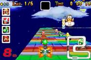 Rocket Start (Luigi)