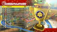 Bell Cup Mario Kart 8