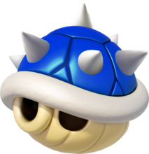 N64 Spiny Shell - Mario Kart 8