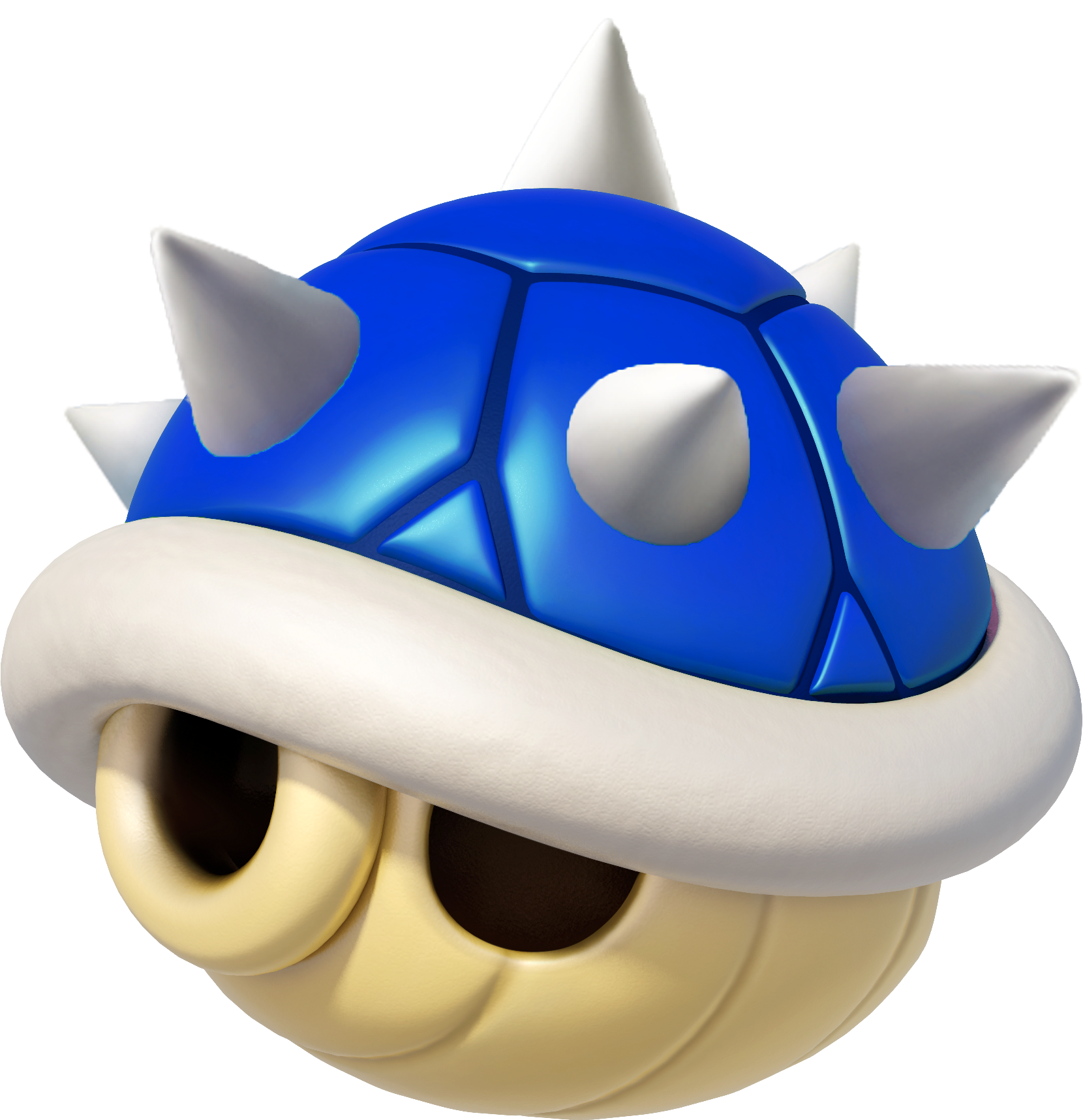 Spiny Shell Mario Kart
