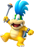 Larry - Mario Kart X