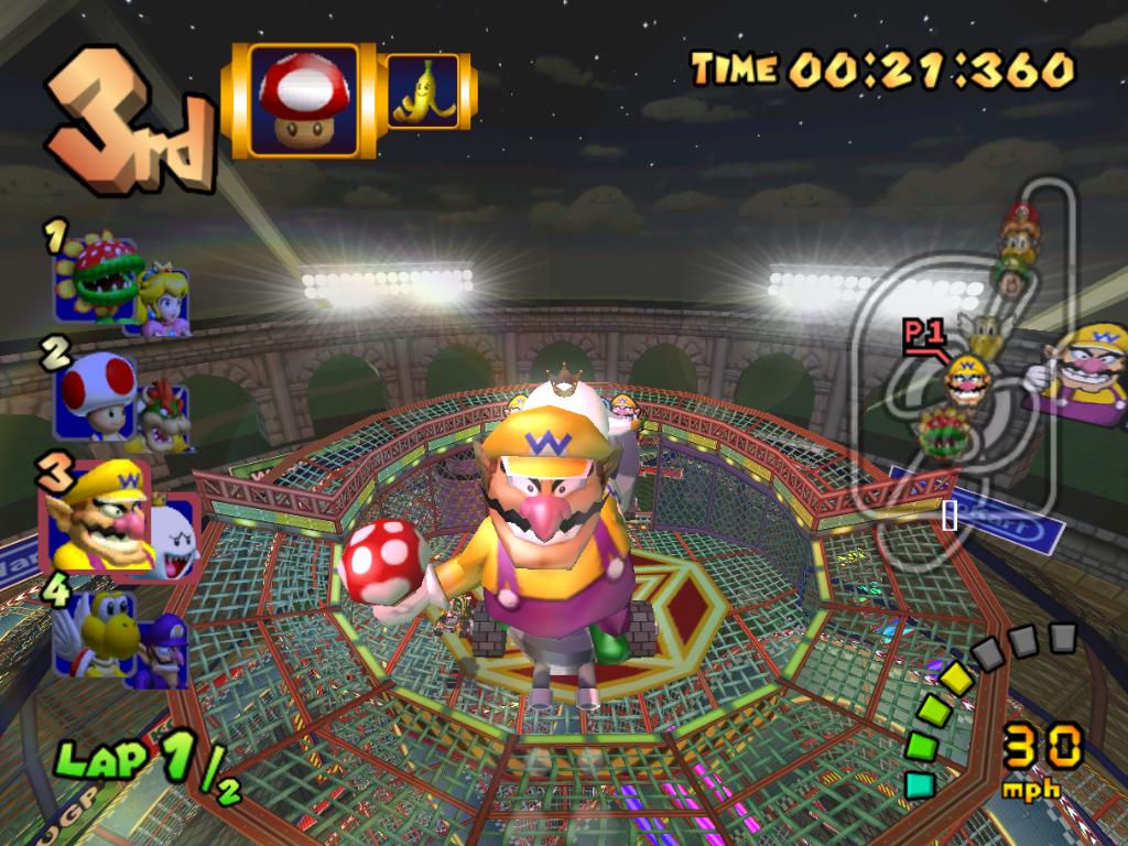 colosseum kart Image   Wario Colosseum   Big Jump.png | Mario Kart Racing Wiki  colosseum kart