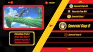 Mario Kart X Track Select U