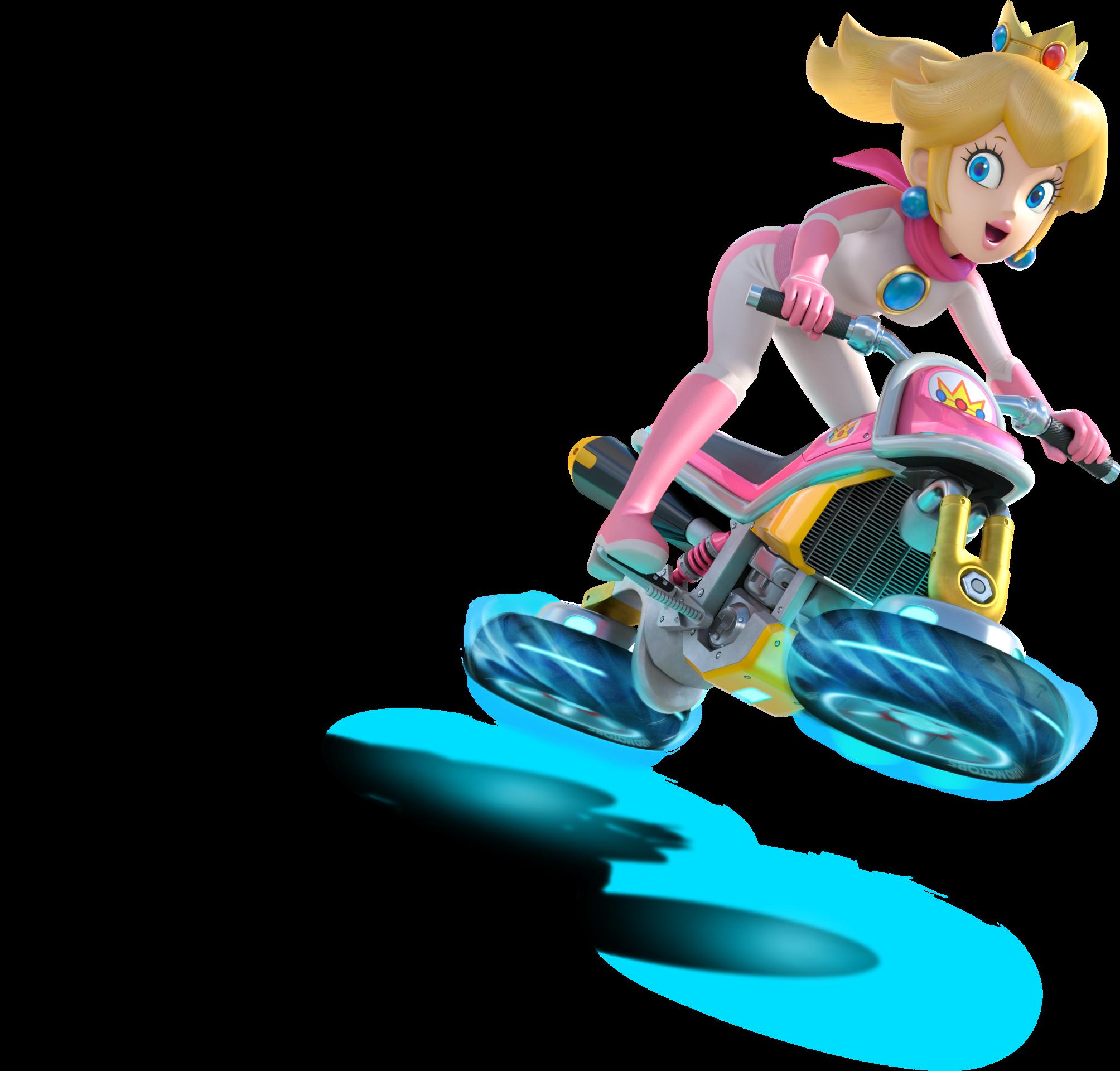 Princess Peach Mario Kart Racing Wiki Fandom