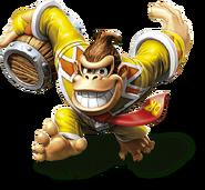 Turbo Charge Donkey Kong - Mario Kart X