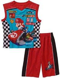 Mario Kart 8 Jammies