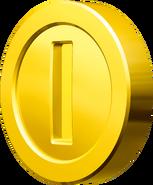 Coin - Mario Kart Wii