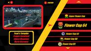 Mario Kart X Track Select N64