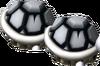 Double Dry Shell - Mario Kart X