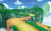 Mushroom Gorge (Mario Kart 7)