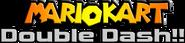 HammerBro101's Mario Kart Double Dash Logo