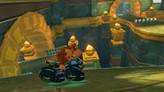 MK8 - 3DS DK Jungle Temple