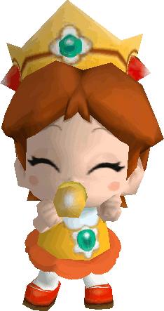 Baby daisy mario kart 8