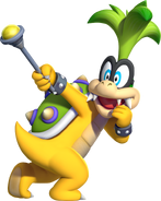 Iggy - Mario Kart X