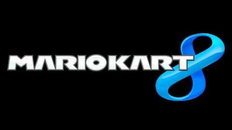 Mario Kart 8 - Big Blue - Music