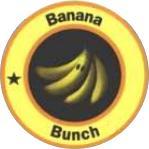 MK64 Banana Bunch