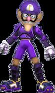 Striker Waluigi - Mario Kart X