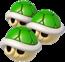 Triple Green Shells Tour