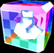N64 Fake Item Box - Mario Kart Double Dash