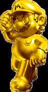 Gold Mario - Mario Kart X