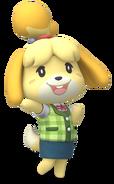 Isabelle - Mario Kart X
