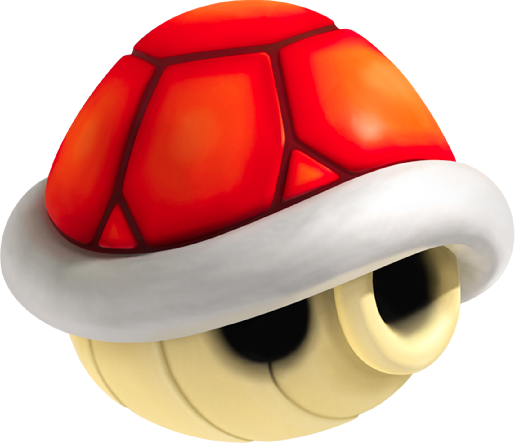 Image result for mario kart red shell