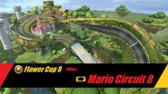 Mario Kart X Track Overview U