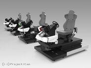 Mario Kart Arcade GP VR (Cabinets)