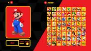 Mario Kart X Character Select Final