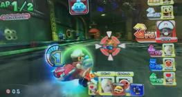 Rain Cloud (Fire Mario)