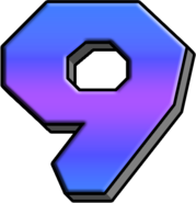MKHF Number 9 Icon